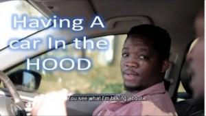 MDM Sketch – Having a Car in The Hood
